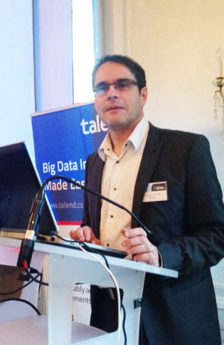 Jean-Michel Franco - Director, Product Marketing for Data Governance products