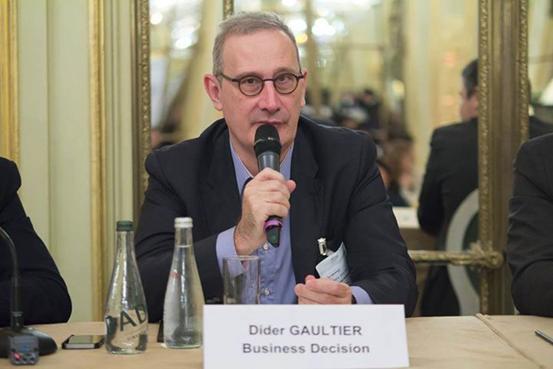 Didier Gaultier: les DMP, une brique «non négligeable» de la connaissance client