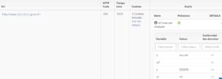 Hub Scan EX - valeur attendue implémentée et réajustée