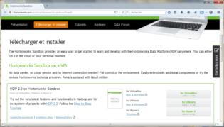 install_HDP VM Hortonworks