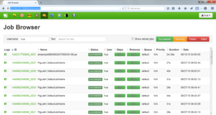job_browser Hortonworks