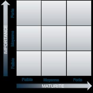 La matrice stratégique de Responsabilité Sociétale d'Entreprise