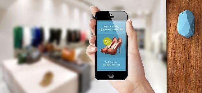 Marketing digital: la technologie Ibeacons