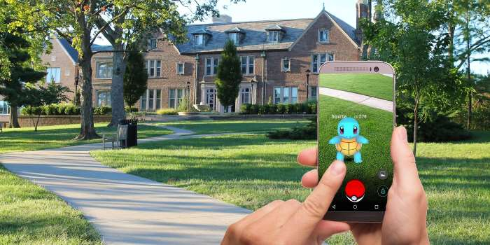Réalité augmentée: comment Pokémon Go peut réinventer le business