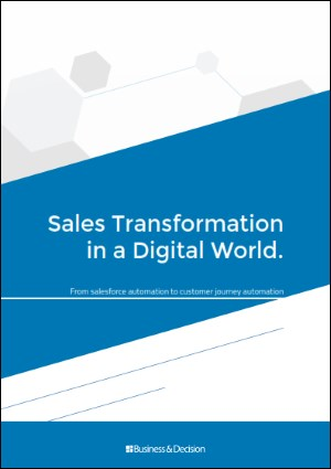"Whitepaper ""Sales Tranformation in a Digital World"""