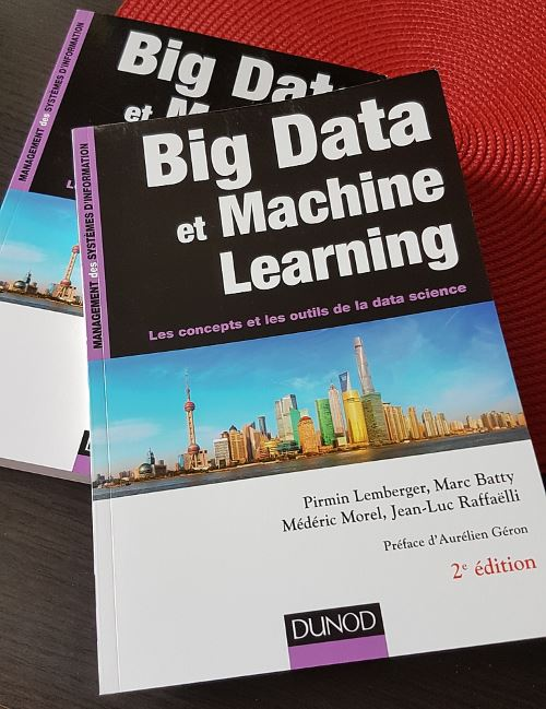 Big Data et Machine Learning - Les concepts et les outils de la data science