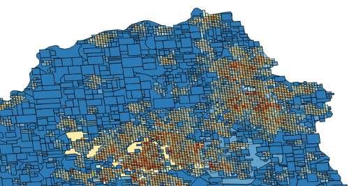 Geomarketing - Density
