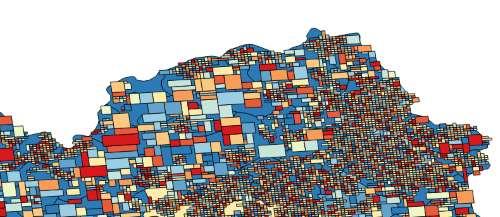 Geomarketing - Penetration rate