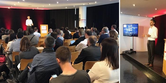 Conférence L'IoT sans Data, c'est comme un humain sans cerveau