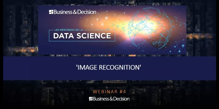 Data Science : Image Recognition