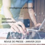 Revue de presse Data & Digital – Janvier 2019
