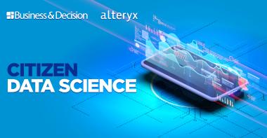 Webinar Alteryx Citizen Data Scientist